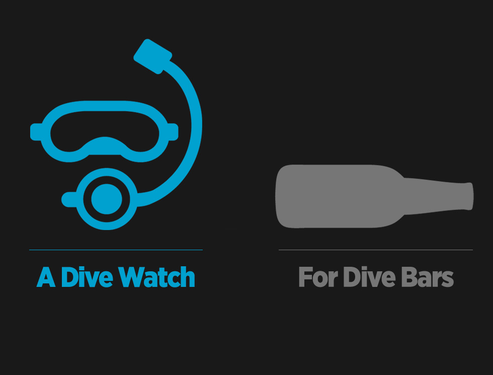 A Dive Watch for A Dive Bar